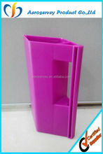 Special design plastic coffee jug with side handle