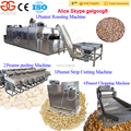 Global Certificated Peanut Roasting Processing Machine