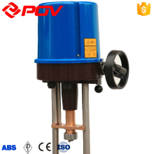 best price water modulating valve electric actuator 4-20ma