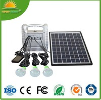 8w 18V off-grid with cheapest wholesale prices for small solar solar lighting energy home power system
