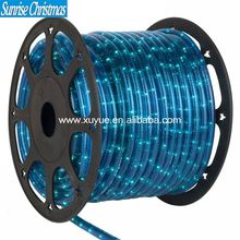 3 wire chasing uv led rope ultraviolet light