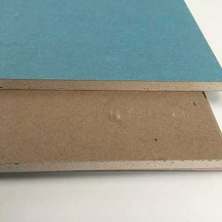 China Maunfacture Drywall Joint Compound 12mm Thick Gypsum Board