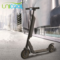 Cheap Foldable Electric Scooter with Seat 500W Big Power E Scooter for Adult