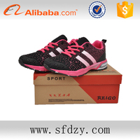 Good quality economic price ladies sport running shoes