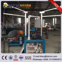 Automatic chain link fence/chain link fence making machine