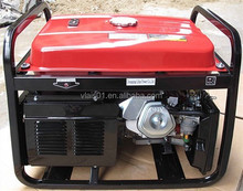 Qualilty guarantee 5kw gasoline lifan generator
