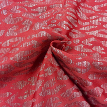 shiny line luxury hot sell cheap price jacquard curtain fabric iran