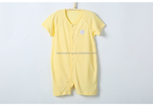 wholesale summer baby bamboo onesie infant romper bamboo bodysuit