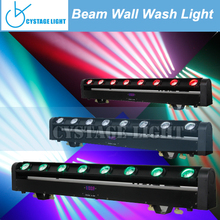 8 Eyes 10watt RGBW 4 In 1 Dj Moving Head Led For Club LED Beam Moving Head Light