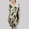 Cambodia Slim Knit Ladies' Colorful Cotton Dress in China