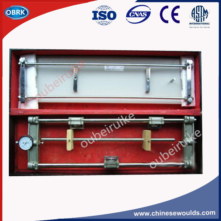 HSP-540 Type Horizontal Concrete Shrinkage And Expansion Test Apparatus