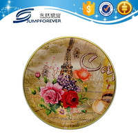 2016 Good design and large round deep household plastic ware