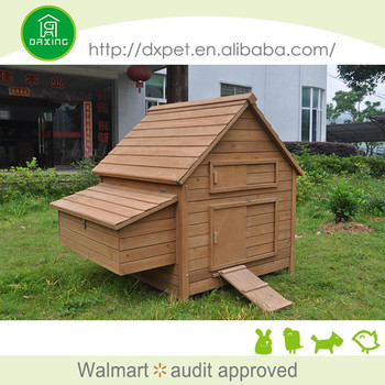 DXH001 New design fashional large chicken coop run
