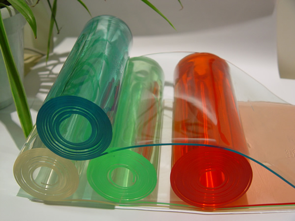 Multi types and shapes served insect amber pvc strip curtain/sheet