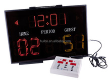China Supplier Outdoor Led Electronic Mini Basketball Scoreboard for sale