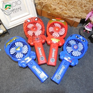 2018 New Products Mini Electric Rechargeable Ceiling Folding Hand Fan