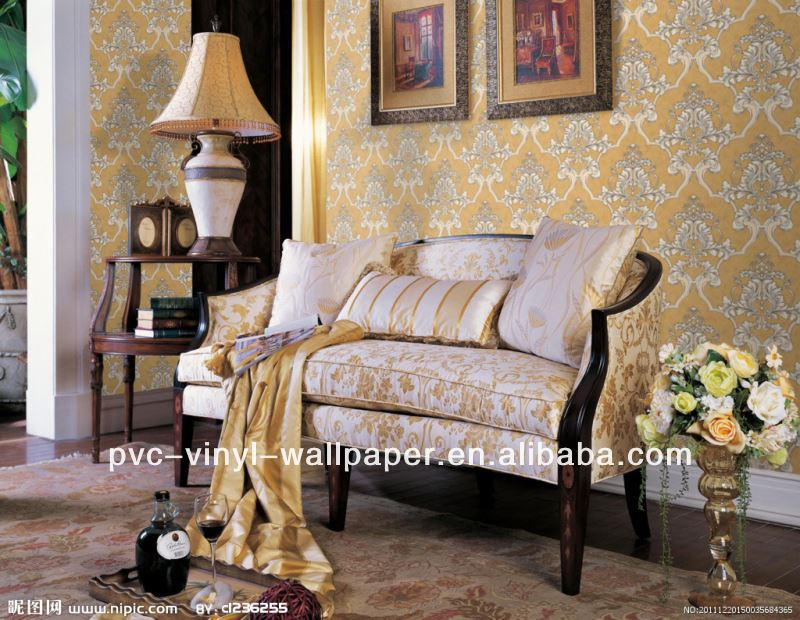 new arriving design wall covering/wallpaper wood wall paper miljovanlig tapet