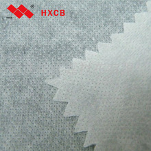 50%Polyester&50%Nylon Fusible Nonwoven Soft Belt Interlining for Garment(7010W)