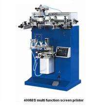 new condition direct factory hot selling auto screen printing machine for silicone sealant bottles