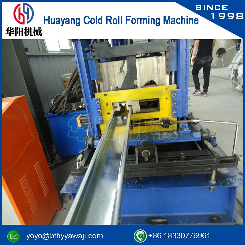 excellent quality hydraulic motor drive c purline molding machine