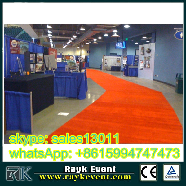 photo booth props | pipe and drape backdrops for exhibition booth