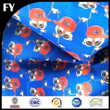Custom digital 100 cotton fabric money print