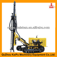 2014 Kaishan hot sale KG920B Crawler Portable percussion drilling rig/drilling rig tool parts