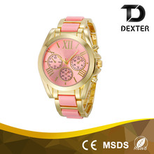 Best selling colorful student elegance watch price