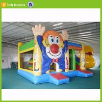 china inflatable kids mini jumping bouncy castle blower for sale