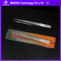Professional Manufacturer ESD Replacement Head Stainless Steel 00-SA Anstistac Tweezers