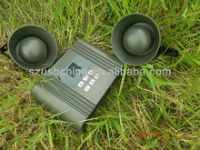 Loud sound quail hunting voice with 2pcs 50W speakers