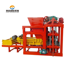 High quality brick making machine japan with concrete block mold