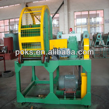 hot sale high capacity used tire shredder for sale
