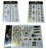 tattoo sticker mode,fashion glow in the dark body tattoo sticker,party fashion glow in the dark body tattoo sticker