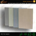 100%Virgin Pvc Material Outdoor Plastic Vinyl Decking Boards