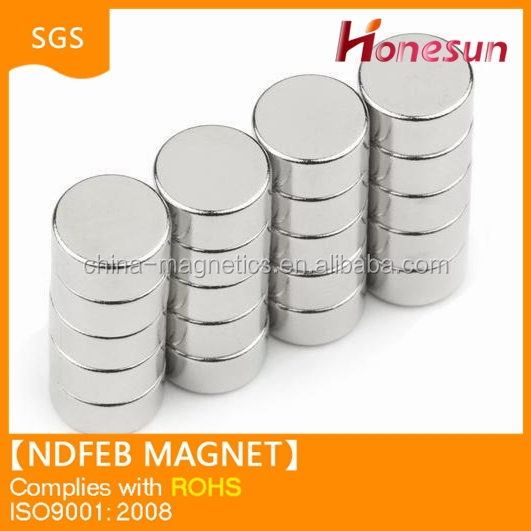 Magnetic material composite strong pulling force N42 neodymium magnet
