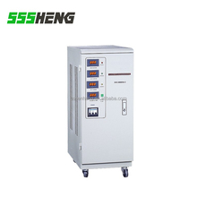 Digital display 3 phase 3kva voltage stabilizer for household appliance