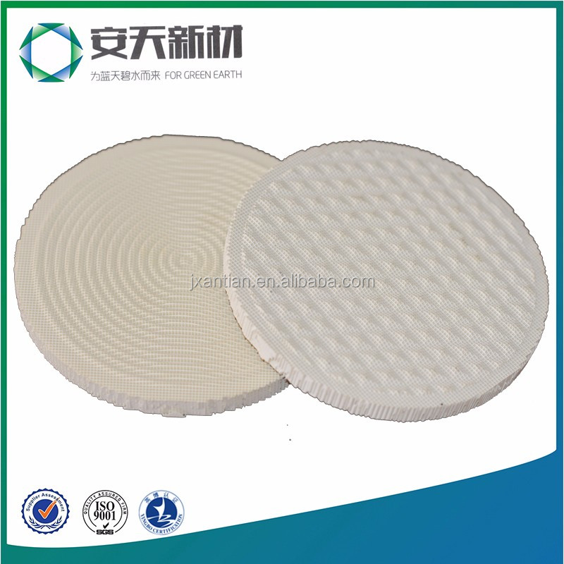 honeycomb ceramic gas infrared burner grill plate