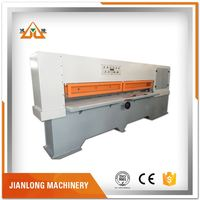 mechanical carpet shearing machine
