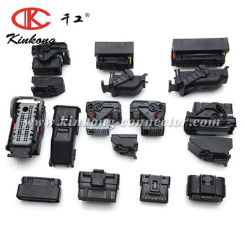KINKONG Manufactured 33/48 Pins Sealed ECU Motorcycle Automotive Connector For Motorbike