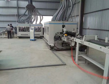 Factory direct sale PVC floor grooving production line