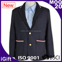 High quality work wear 100 cotton best police security uniforms