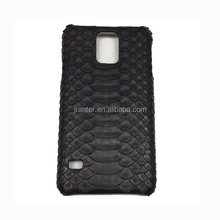 100% Python Case for Samsung Galaxy S5, Snakeskin Case for S5 Genuine Leather