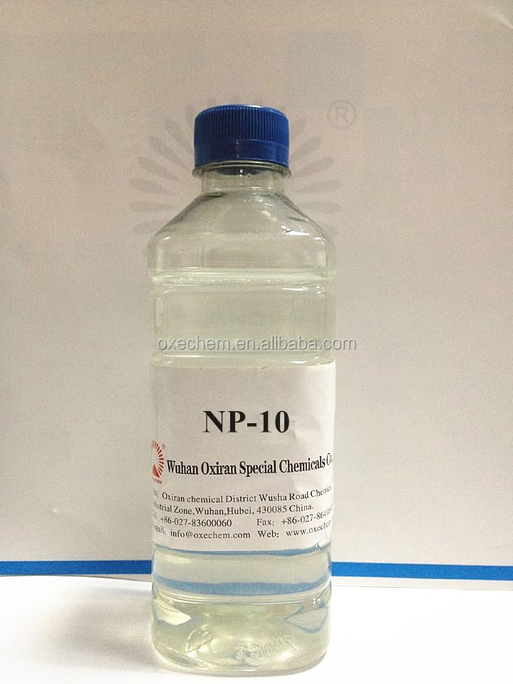 nonionic surfactant NP-10 for asphalt emulsifier