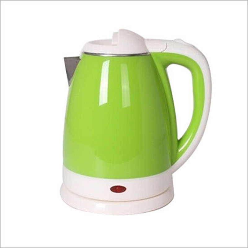 Wholesale stainless steel kitchen home appliance 1.8L STRIX metal electric kettle no plastic