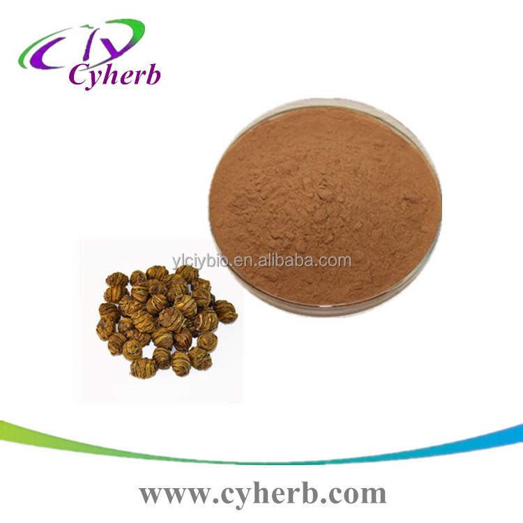 High quality No Pesticide Residues Dendrobium Candidum Extract/Dendrobium Powder for Antioxidant Polysaccharides 50%,60%,65%70%