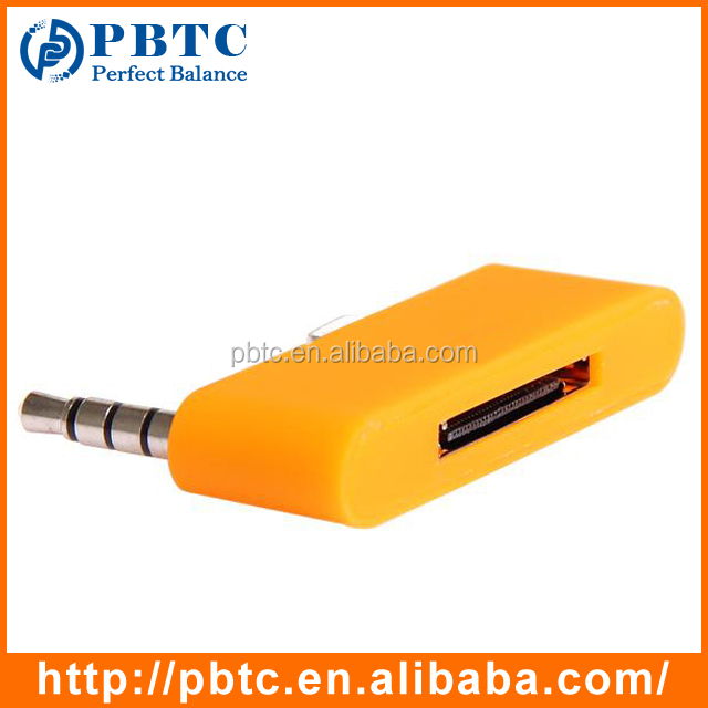 Orange 8 pin to 30 pin <strong>adapter</strong> for iphone