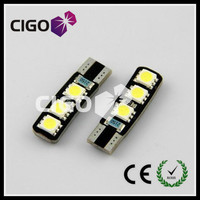 12V error free T10 6smd auto LED lights (for BMW,AUDI,BENZ)