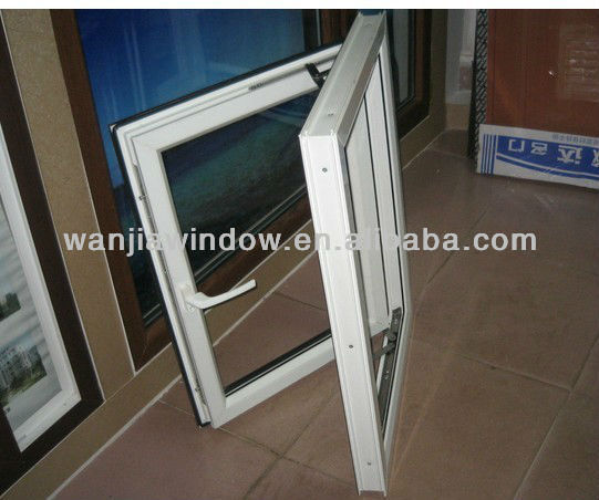 upvc sash window sash lock window foshan factory