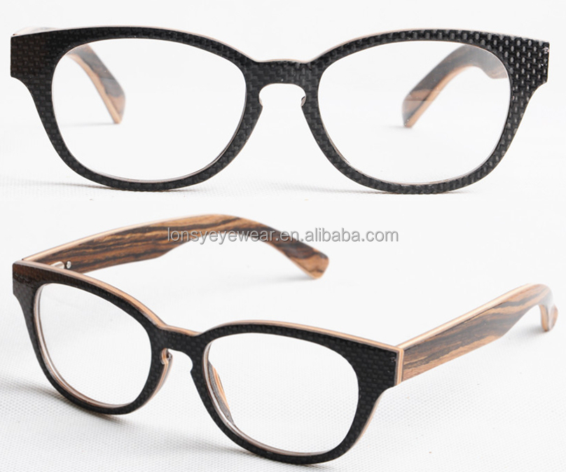 wood frame reading glasses wood prescription glasses
